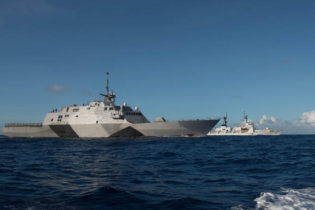 Littoral Combat Ship LCS