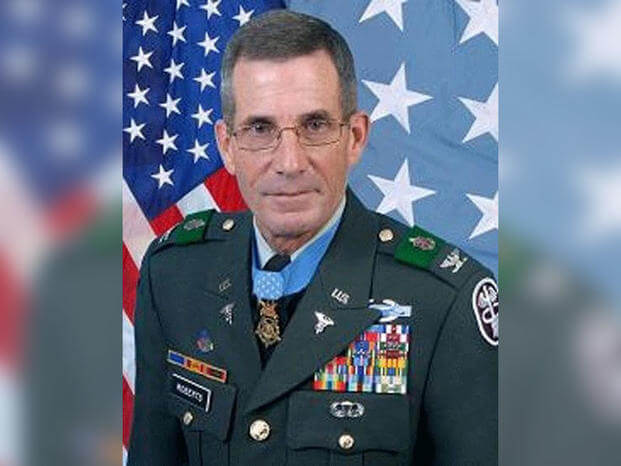 Colonel Gordon Ray Roberts, Medal of Honor Recipient (Photo: U.S. Army)