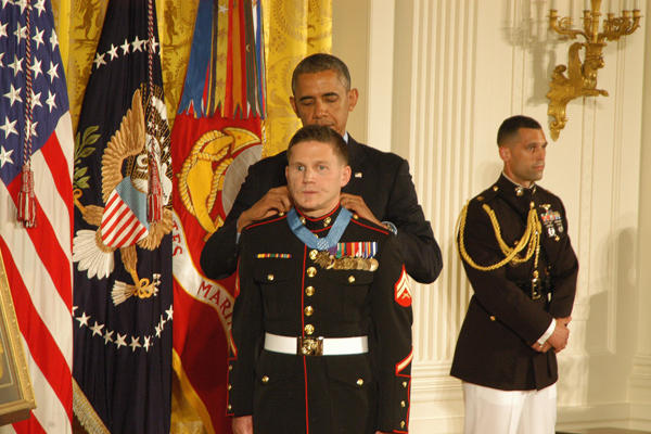 Marine Corps History The Medal Of Honor Military Com
