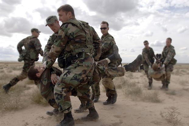 Marvelous Air Force Pararescue (PJ) Training