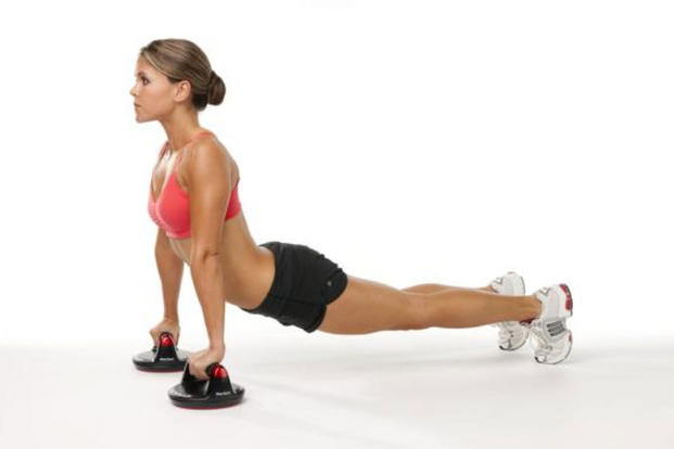Multitask Your Muscles With Perfect Pushup