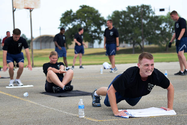 Nausea During Workout | Military com