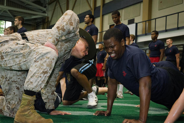 Navy Training for Teens