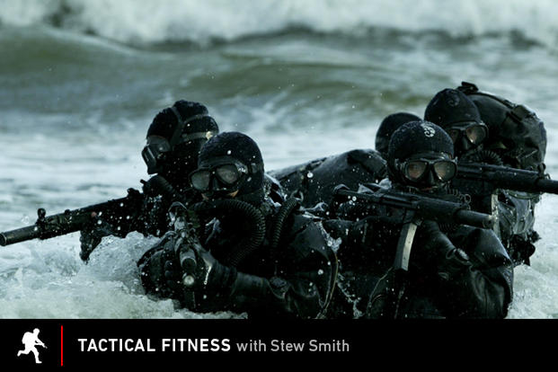 Tactical Fitness: SEALs training