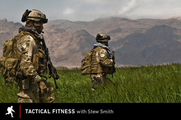 Tactical Fitness: Army Special Forces