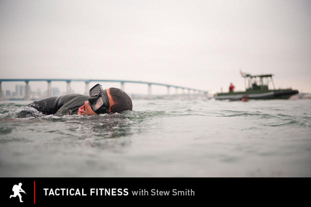 Tactical Fitness: SEAL training in San Diego bay