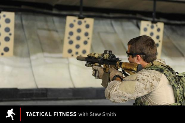 Tactical Fitness: Target Practice