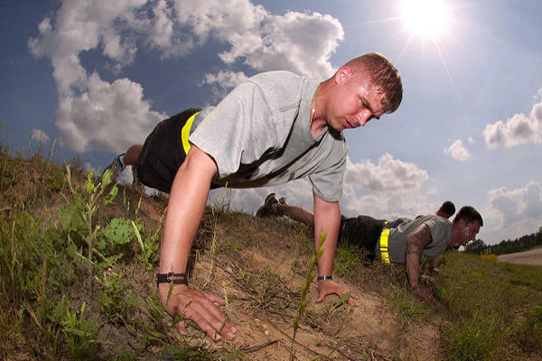 Tough Mix of a Few Types of Workouts | Military com