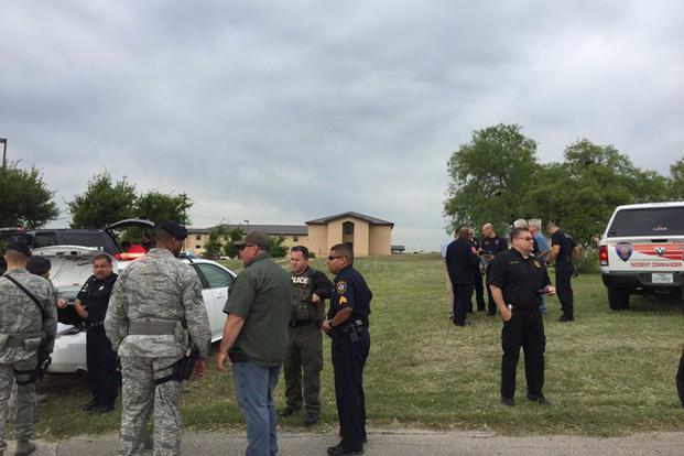 Official: Airman Shot His Commander at Joint Base San ...