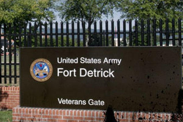 Fort Detrick (U.S. Army photo)