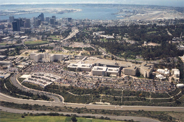 Naval Medical Center San Diego (Photo: DoD)