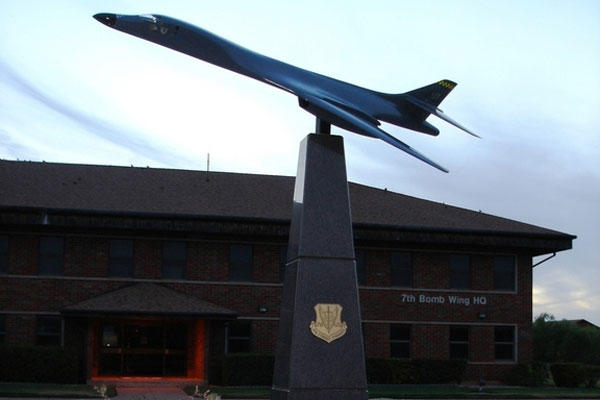 Dyess Air Force Base (U.S. Air Force photo)
