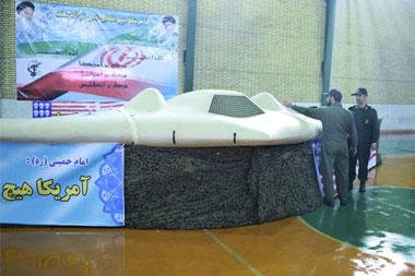 Iran Says it Will not Return US Drone