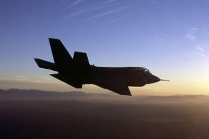 F-35 In-Flight