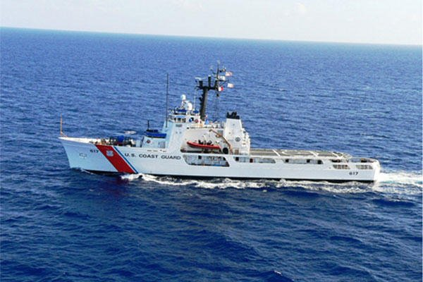 US Coast Guard Cutter Vigilant (U.S. Coast Guard photo)