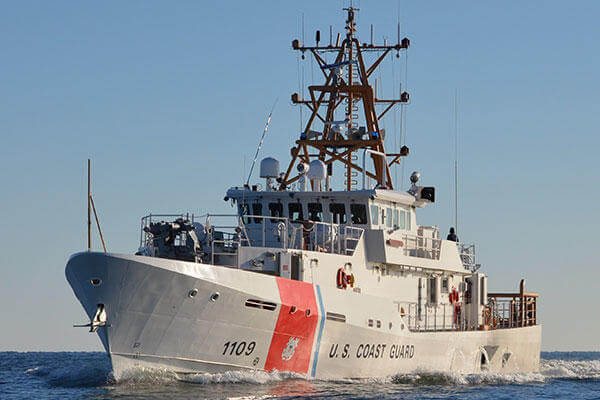 Coast Guard Cutter Kathleen Moore (U.S. Coast Guard/ Petty Officer 3rd Class Mark Barney)