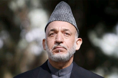 Karzai: Afghanistan with Pakistan in US-Pak war