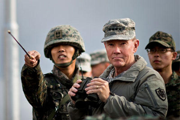 U.S. Army officials said a war with North Korea would leave the U.S. extended without Reserve support. (U.S. Army photo)