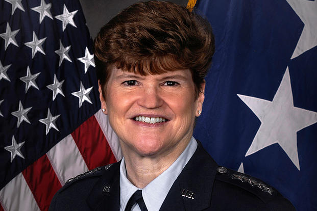 General Janet C. Wolfenbarger (U.S. Air Force photo)