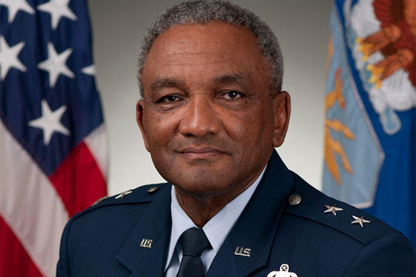 Maj. Gen. Alfred K. Flowers (U.S. Air Force photo)