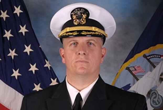 Cmdr. Michael R. Wohnhaas (Navy Photo)