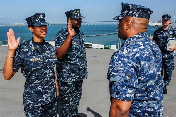 Navy Simplifies Process For Married Sailors To Be Stationed Together