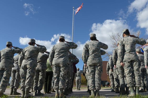 6th Woman in Battlefield Airman Training Drops Out
