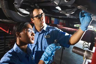 Diesel engine technicians.