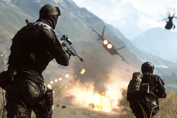 Game Review Battlefield 4 Militarycom