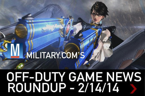 02/14/14 Off-Duty Game News Roundup