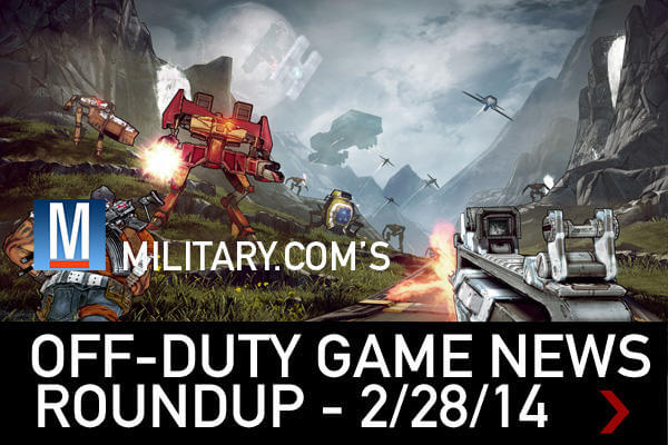 Off Duty Game News Roundup 2/28/2014