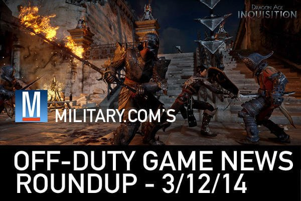 03/12/2014 Off-Duty Game News Roundup