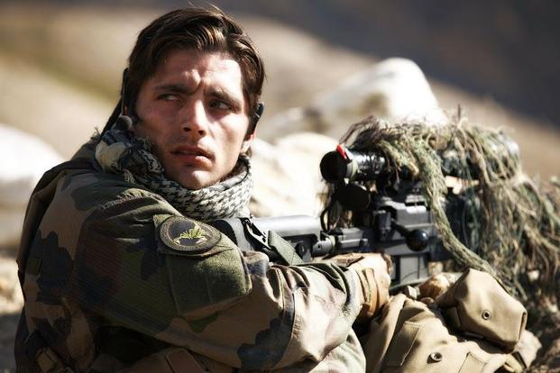 Movie Review Special Forces Military Com
