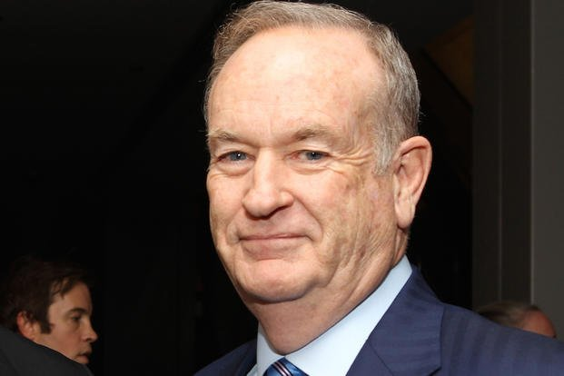 "In this Oct. 28, 2013 file photo, political commentator Bill O'Reilly attends the National Geographic Channel's ""Killing Kennedy"" world premiere screening reception at The Newseum, in Washington."