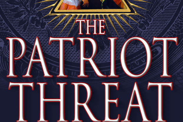 "This photo provided by Minotaur Books/St. Martin's Press, LLC shows the cover of the book, ""The Patriot Threat,"" by author Steve Berry. (AP Photo/Minotaur Books/St. Martin's Press, LLC)"