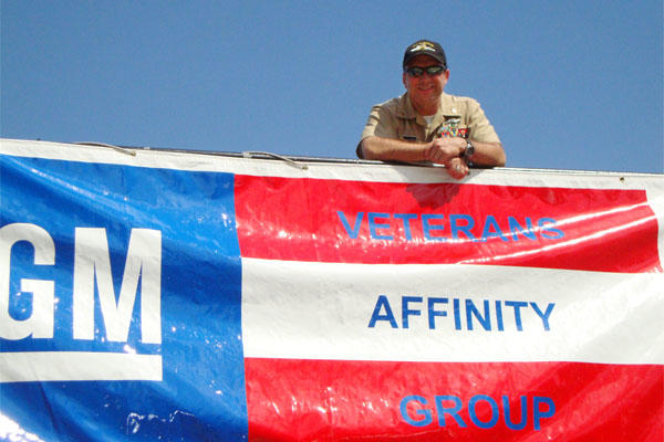 Doug Waite, President of the GM Veterans Affinity Group