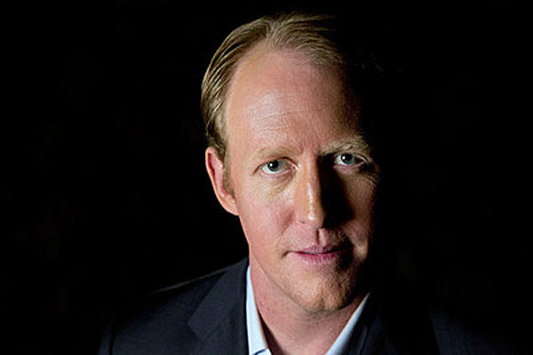 Retired Navy SEAL Robert O'Neill, 38, who says he shot and killed Osama bin Laden, poses for a portrait in Washington, Friday, Nov. 14, 2014. Jacquelyn Martin/AP