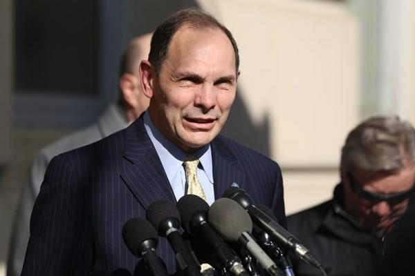 VA Secretary Bob McDonald in Los Angeles. (Photo courtesy VA blog)