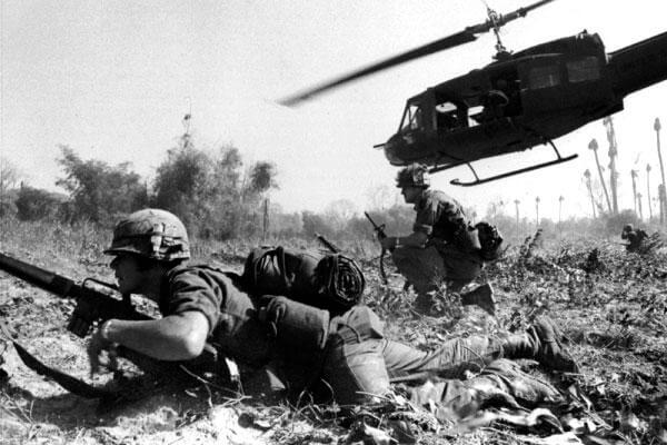 Many Vietnam War veterans suffer from a variety of disabilities that were presumptively caused by exposure to Agent Orange and other herbicides. (US Army photo)