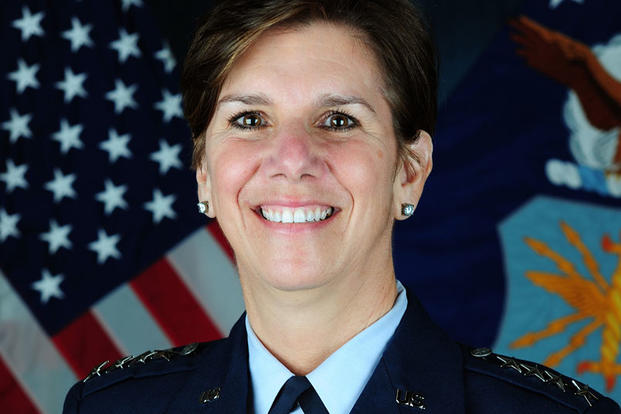 Air Force Gen. Lori Robinson