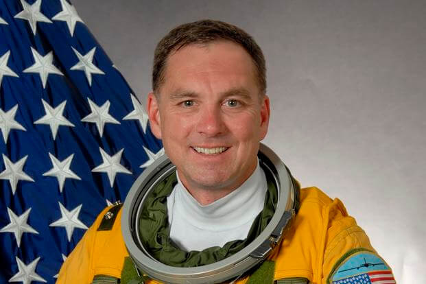 The pilot killed in a U-2 Dragon Lady crash on Sept. 20th, 2016, was identified as Lt. Col. Ira S. Eadie. (U.S. Air Force photo)