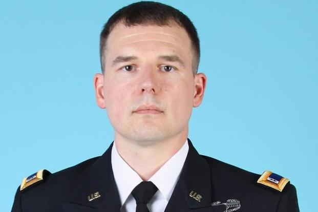 Chief Warrant Officer 2 Jacob Michael Sims, 36, a native of Oklahoma, died Oct. 27, 2017, when the UH-60 Black Hawk he was piloting crashed in Afghanistan. (U.S. Army photo)