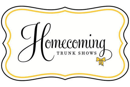 Homecoming Trunk Shows
