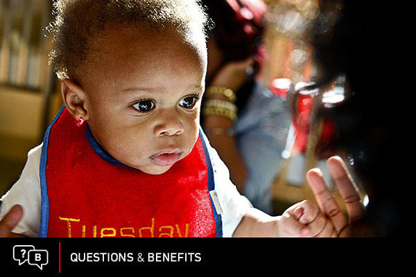 How to register you child with Tricare.