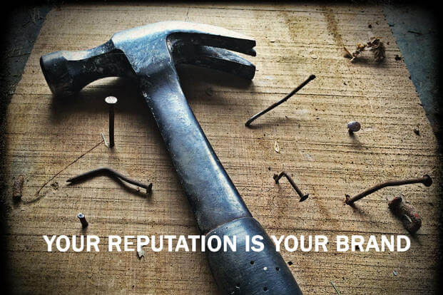Reputation is Your Brand