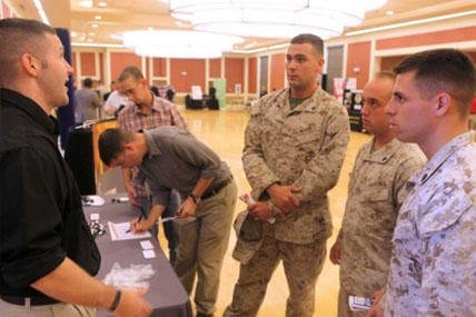 Camp Lejeune Job Fair