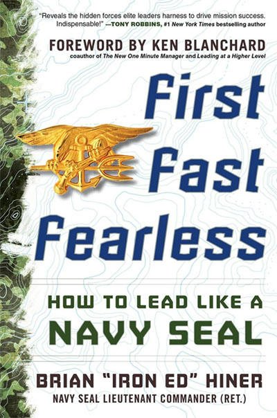 Brian Hiner: How to Lead Like a Navy SEAL