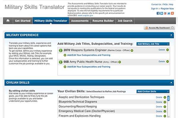The Military Advantage Minute: Translating Your Skills | Military.com
