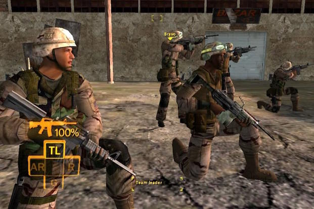 6 Military Video Games Used to Train Troops on the