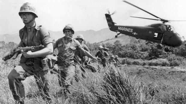 This is How to See if You Would've Been Drafted for Vietnam